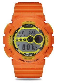 Unisex Digital Sports Watch 3183ME