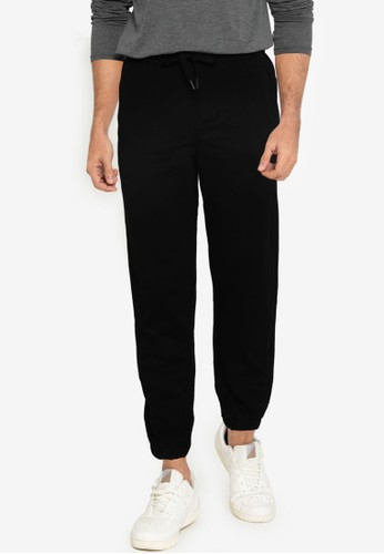 Springfield black Essential Joggers BCFABAA8CFFA0AGS_1