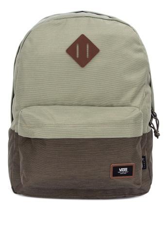 9ff482fc3e62d5 Shop VANS Old Skool Plus Backpack Online on ZALORA Philippines