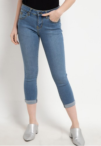 Dust Jeans navy 3348 Cropped Skinny 7/8 180EDAA2530F66GS_1