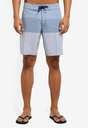 Billabong blue Tribong Airlite Shorts BI783AA0SXG6MY_1