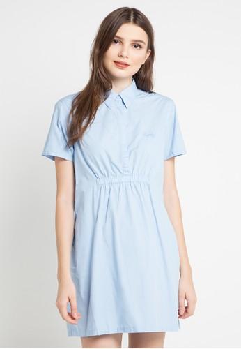 Miyoshi Jeans blue 07Fbld Casual Dress 35B07AADCE8250GS_1