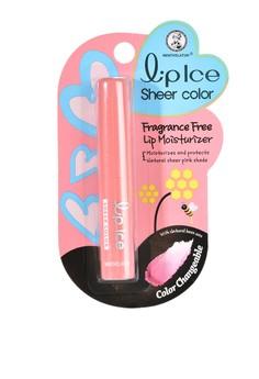 Sheer Color Fragrance-Free Lip Balm