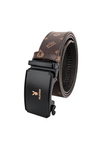 Playboy brown 35MM Automatic Belt D2491AC395C41DGS_1