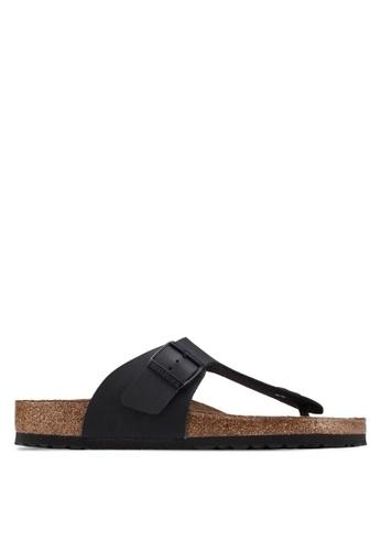 Birkenstock black Ramses Sandals BI090SH66HNDMY_1