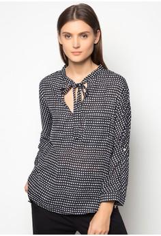 Milana Long Sleeve Blouse