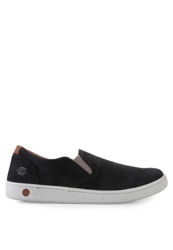 Spotec black Futton Leather SP567SH71UNWID_1