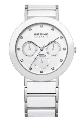 Bering silver Ceramic 11438-754 White 38 mm Women's Watch 85316ACB75B9E3GS_1