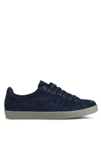 Gola navy Tourist Sneakers 53314SH83EFB0EGS_1