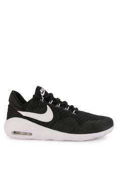 sports shoes fbbe1 52158 Nike black and multi Women s Nike Air Max Sasha Shoes 834A7SH18C6414GS 1