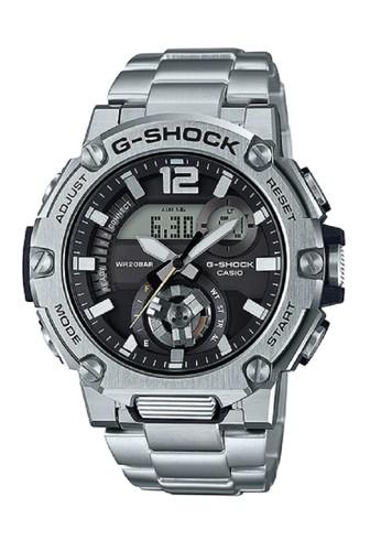 G-Shock silver G-Shock Men GST-B300SD-1ADR Silver ACBDFAC2FD133DGS_1