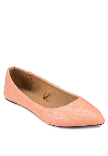 City 尖頭平底鞋, 女鞋, esprit 鞋鞋