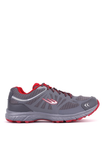 World Balance grey Rugged Trail Mens Outdoor Shoes 77854SH3149821GS_1