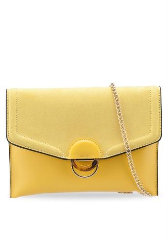 def3340410 TOPSHOP yellow Cairo Clutch Bag C2B65ACAFDC4E5GS 1