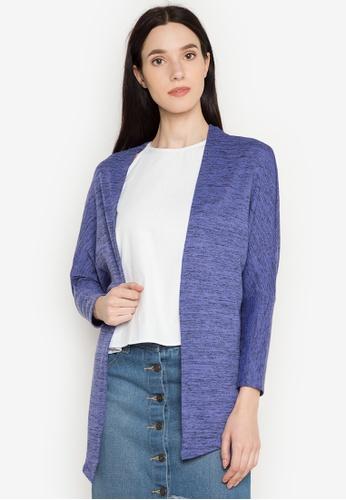 NEXT purple Long Cardigan 5EF14AA60265B0GS_1