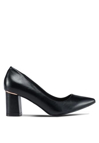 Bata 黑色 Bata Women Heels 7B9F2SH73C236AGS_1