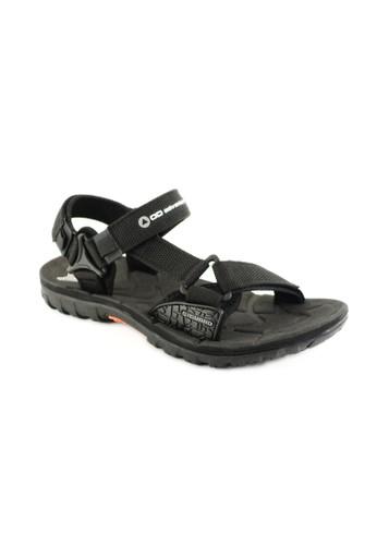 OUTDOOR FOOTWEAR black Trexa OU533SH10MHLID_1