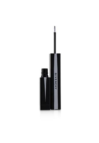 GIVENCHY GIVENCHY - Phenomen'Eyes Brush Tip Eyeliner - # 01 Shimmer Silver 3ml/0.1oz 1378DBEF084C40GS_1