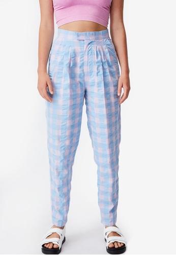 Cotton On multi Ultimate Pleat Pants A2CD3AAE58C9E5GS_1
