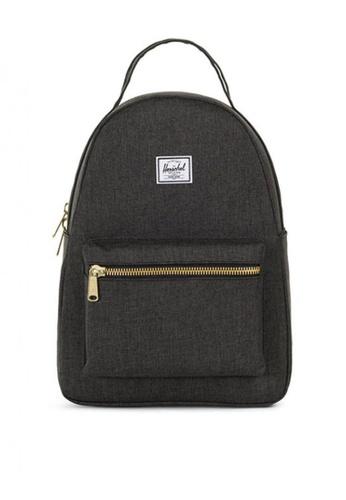 Herschel black Nova Small Backpack C20EFAC8620436GS_1