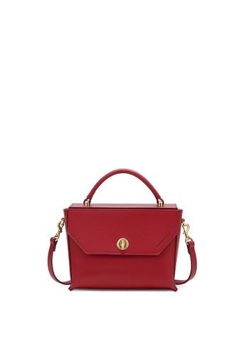 Rabeanco red RABEANCO SAYANA Crossbody - Red 950B8ACE6C0771GS_1