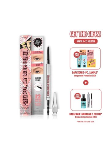 Benefit brown Benefit Precisely, My Brow Eyebrow Pencil - Shade 05 (Deep) 0EF9ABED3DA20EGS_1