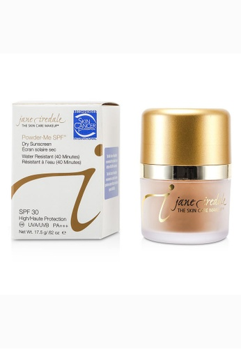 Jane Iredale JANE IREDALE - Powder ME SPF Dry Sunscreen SPF 30 - Tanned 17.5g/0.62oz 337F4BE46DB62EGS_1