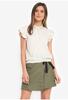69b59ae2878888 Shop BENCH Blouses for Women Online on ZALORA Philippines