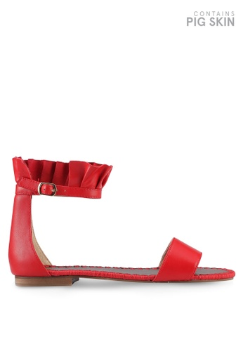 E8 by Miista red Neola Sandals E8283SH0STIHMY_1