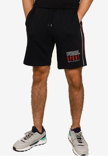 PUMA black Sportstyle Prime Sport Shorts FB704AAAF9D93AGS_1