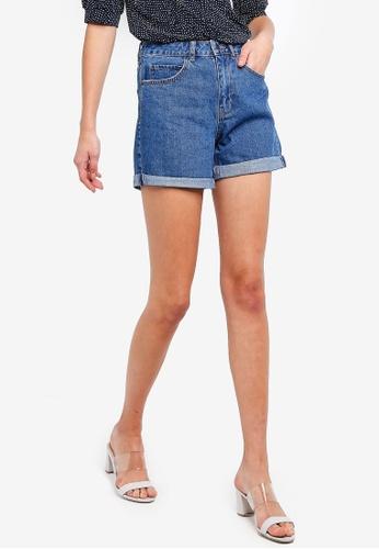 a95b4a6797 Shop Vero Moda Nineteen Loose Shorts Online on ZALORA Philippines