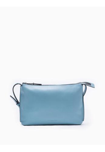 Calvin Klein blue Small Pouch With Strap E68DEACE173D29GS_1