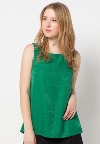 EPRISE green Blouse EP457AA86ALDID_1