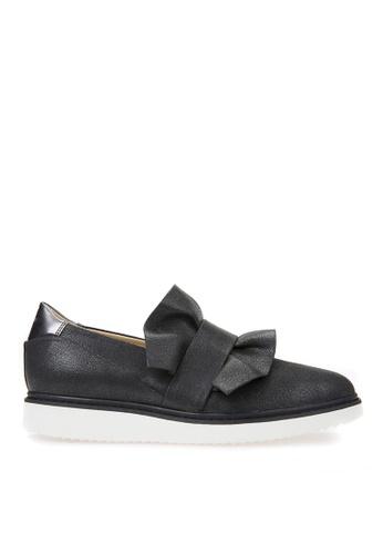 Geox black D THYMAR Sneaker 9E686SH84A05F7GS_1