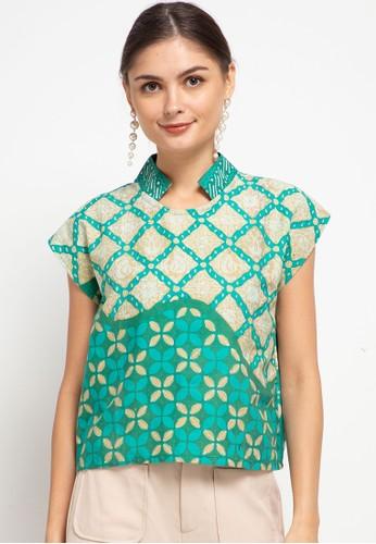 Vestiti multi Indira Blouse Batik 5734DAAF8A2963GS_1