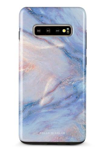 Polar Polar pink Fairy Samsung Galaxy S10 Plus Dual-Layer Protective Phone Case (Glossy) 34BB8ACFF913B8GS_1