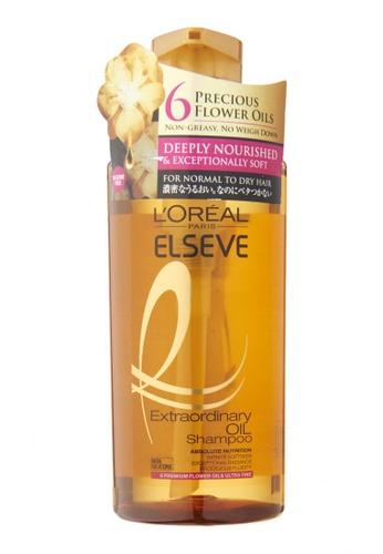 L'Oréal Paris L'Oreal Paris Elseve Extraordinary Oil Shampoo 440ml FB98FBEB41AAC0GS_1