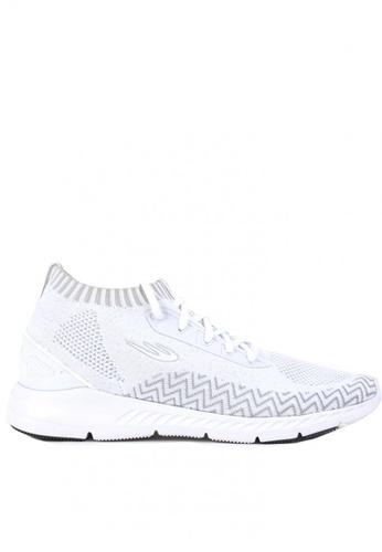 World Balance white City Dweller Men's Sneakers 7831ASHE18A3C7GS_1