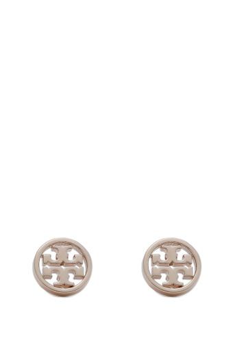 TORY BURCH Logo-Circle Stud Earring 6AF9CAC33B2D51GS_1