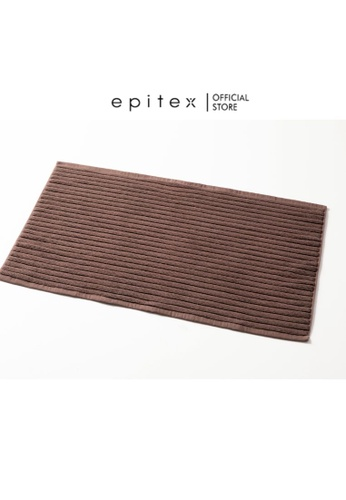 Epitex Epitex Cotton Floor Towel - Rug - Carpet (Dark Brown) 87BFEHLED98E0DGS_1