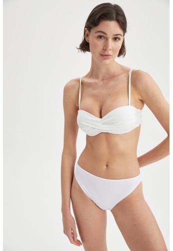 DeFacto white Bikini Top CAF43USA5F8C64GS_1