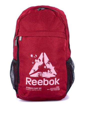 Shop Reebok Junior Motion Training Backpack Online on ZALORA Philippines