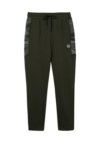 Cheetah green Cheetah Casual Jogger Long Pants - CA-51226-C2 09A34AA6E37773GS_1