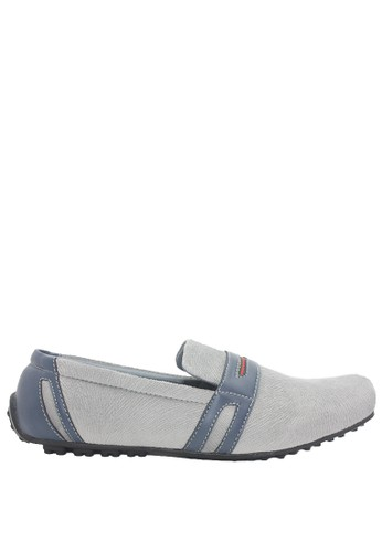 Dr. Kevin grey Dr. Kevin Men Casual Shoes 13349 - Grey 07121SH005A7BAGS_1