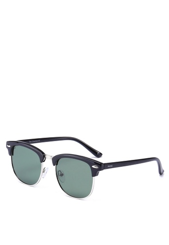 Privé Revaux black and silver The Chairman Sunglasses PR660GL0RC3YMY_1