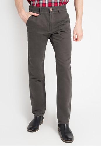 Lois Jeans brown Long Pant Twill 2B0DBAA2484EDBGS_1