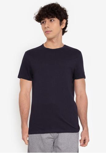 OVS blue Men's Undershirt F54F6US7A95B01GS_1