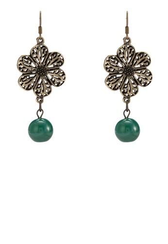 BUNGA 雕花墜esprit holdings飾耳環, 飾品配件, 飾品配件