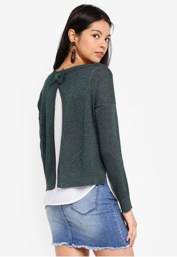 ONLY green Darling Shen Pullover 11267AAA49EF96GS_1