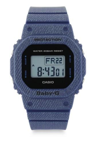 Baby-G blue Women Digital Watches Bgd-560De-2Dr B2BC9AC25CCBC1GS_1